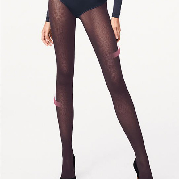 70900920b16 WOLFORD TRAVEL LEG SUPPORT TIGHTS BLACK XS
